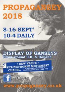Propagansey 2018 Gansey exhibition
